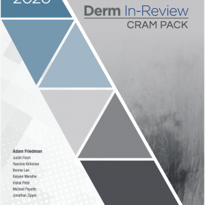 Derm In-Review Cram Pack